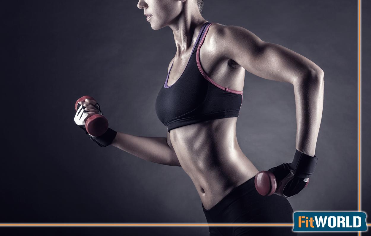 El cuerpo femenino y deporte | FitWorld